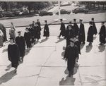 1951 Commencement Ceremony