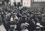 1971 Commencement Ceremony