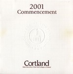 2001 Commencement Program