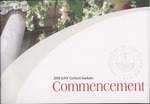 2008 Commencement Program by State University of New York College at Cortland