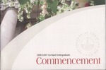 2008 Commencement Program
