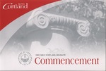 2009 Commencement Program by State University of New York College at Cortland