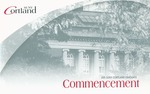 2015 Commencement Program by State University of New York College at Cortland