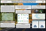 Application of GIS in an Interdisciplinary Field Course on Sustainable Development of Adirondack Park, NY by Ben Rozwod and Laura Herrling