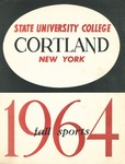 1964 Fall Sports Guide