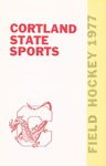 1977 Team Guide, Field Hockey by State University of New York College at Cortland