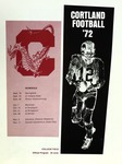 1972 Team Guide, Football by State University of New York College at Cortland