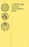 1974 Team Guide, Football by State University of New York College at Cortland