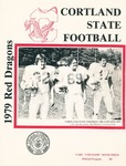 1979 Team Guide, Football by State University of New York College at Cortland