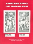 1982 Team Guide, Football by State University of New York College at Cortland