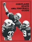 1983 Team Guide, Football by State University of New York College at Cortland