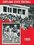 1985 Team Guide, Football