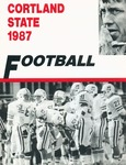 1987 Team Guide, Football by State University of New York College at Cortland