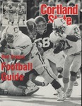 1988 Team Guide, Football by State University of New York College at Cortland