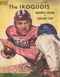 1947 Program, Football by State University of New York College at Cortland
