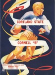 1948 Program, Football by State University of New York College at Cortland