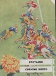 1950 Program, Football by State University of New York College at Cortland