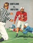 1957 Program, Football by State University of New York College at Cortland
