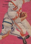 1962 Program, Football by State University of New York College at Cortland