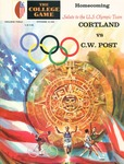 1968 Program, Football by State University of New York College at Cortland