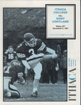 1991 Program, Football by State University of New York College at Cortland