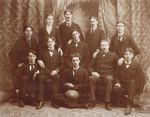 Team Photograph, Football by State University of New York College at Cortland