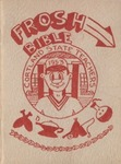 1953 'Frosh' Bible by State University of New York College at Cortland