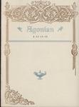 Agonian, Play Program, 1903