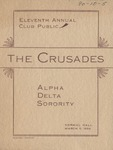 Alpha Delta, 11th Annual Club Public, 1904