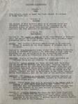 Arethusa, Constitution, 1979