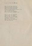 Arethusa, Song, 1940's