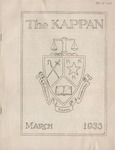Kappa Kappa Kappa, The Kappan by State University of New York at Cortland