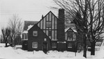 Alpha Delta House, 1950's by State University of New York at Cortland