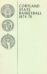 1974-75 Team Guide, Men's Basketball