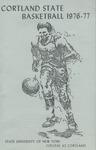 1976-77 Team Guide, Men's Basketball