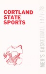 1977-78 Team Guide, Men's Basketball by State University of New York College at Cortland