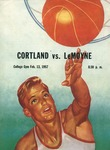 1957 Program, Men's Basketball