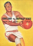 1958 Program, Men's Basketball by State University of New York College at Cortland