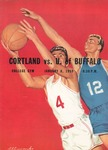 1959 Program, Men's Basketball by State University of New York College at Cortland