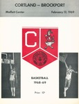 1969 Program, Men's Basketball