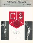 1969 Program, Men's Basketball