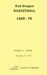 1970 Program, Men's Basketball