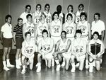 Team Photograph, Men's Basketball by State University of New York College at Cortland