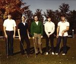 Team Photograph, Men's Golf by State University of New York College at Cortland