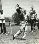 Athletes, Men's Golf