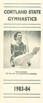 1983-1984 Team Guide, Men's Gymnastics