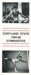 1985-1986 Team Guide, Men's Gymnastics by State University of New York College at Cortland