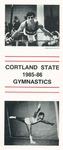 1985-1986 Team Guide, Men's Gymnastics