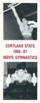 1986-1987 Team Guide, Men's Gymnastics