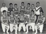 Team Photograph, Men's Gymnastics by State University of New York College at Cortland